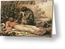 Robert O'hara Burke (1820-1861) Greeting Card
