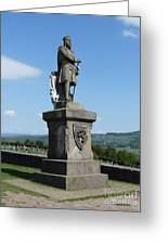 Robert The Bruce Greeting Card