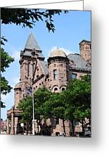 Rochester City Hall 2009 Greeting Card