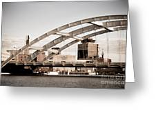 Rochester Over The River Greeting Card