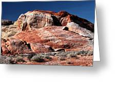 Rock Colors Greeting Card
