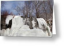 Rock Glen 0835 Greeting Card