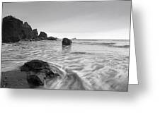 Rock Of Ages Greeting Card