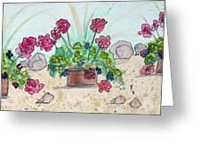 Rock Path Greeting Card