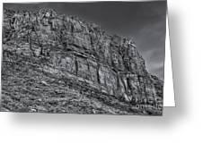 Rock Ridge 100 Greeting Card