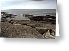 Rockport Cove Greeting Card
