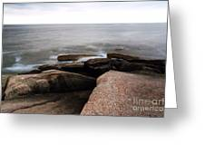 Rockport Point Greeting Card