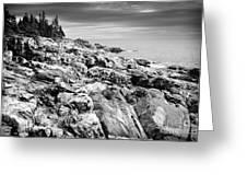 Rocks Of Acaida Greeting Card