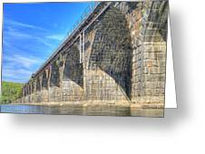 Rockville Bridge Greeting Card
