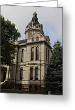 Rockville Courthouse Greeting Card