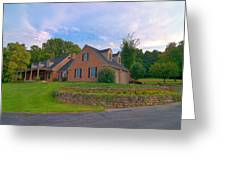 Rockwall Foreground Greeting Card