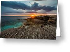 Rocky Beach II Greeting Card