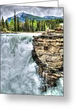 Rocky Mountain Dreams Greeting Card