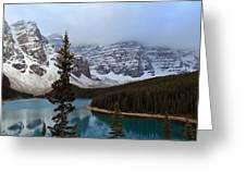 Rocky Mountain Escape Greeting Card