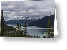 Rocky Mountain Spring Greeting Card
