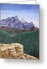 Rocky Mtn National Park Greeting Card