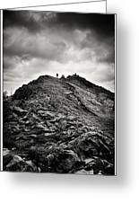 Rocky Pathway 2 Greeting Card
