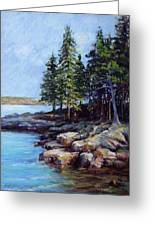 Rocky Point Greeting Card