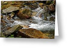 Rocky River 2 Greeting Card
