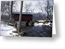 Roddy Bridge Greeting Card
