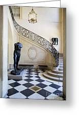 Rodin Museum Greeting Card