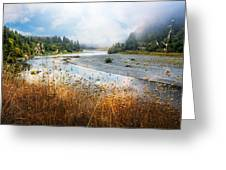 Rogue River Greeting Card
