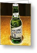 Rolling Rock Light Greeting Card