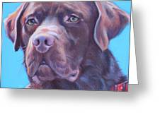 Rolo Greeting Card