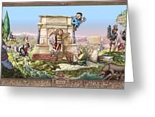 Roma I Greeting Card
