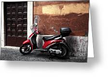 Roma Liberty Greeting Card