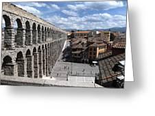 Roman Aqueduct I Greeting Card