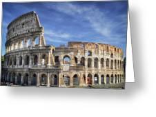 Roman Icon 8x10 Greeting Card