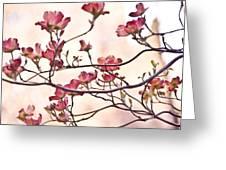Romance Flora Greeting Card