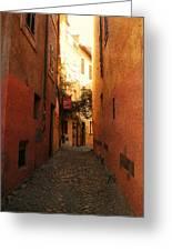Romano Cartolina Greeting Card