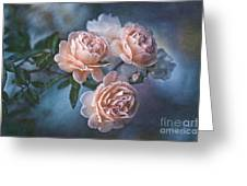 Romantic Bouquet Greeting Card