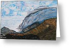 Romantic Mountains Greeting Card