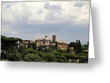 Rome 1 Greeting Card