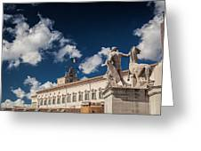 Rome Monuments Greeting Card