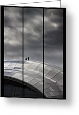 Roof Of The Sage Greeting Card