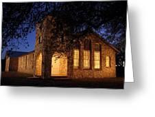Roosevelt Church 2am-106055 Greeting Card