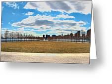 Roosevelt Island Memorial Greeting Card