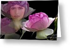 Rosamunde Greeting Card
