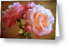 Rose 166 Greeting Card