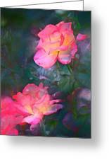Rose 194 Greeting Card by Pamela Cooper