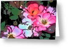 Rose 197 Greeting Card by Pamela Cooper