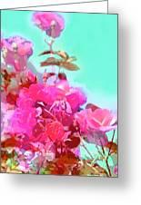Rose 249 Greeting Card