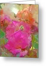 Rose 256 Greeting Card