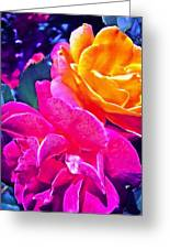 Rose 49 Greeting Card