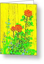 Rose 9 Greeting Card