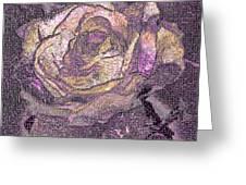 Rose Art # 1 Greeting Card